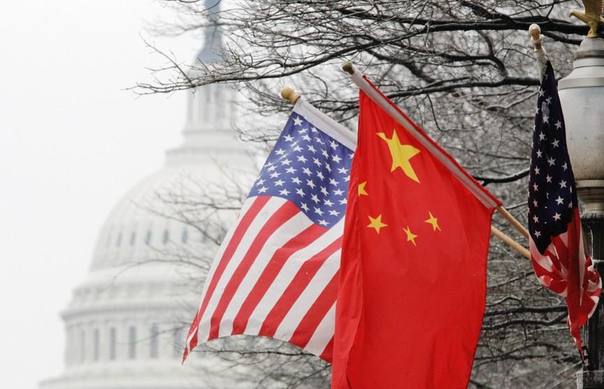 С 1 июня Китай водит ответные пошлины на американские товары