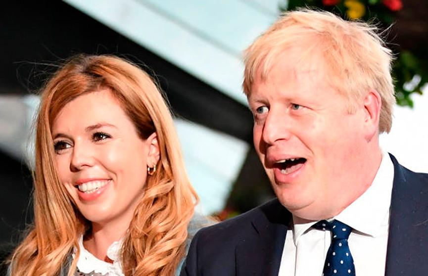 У премьер-министра Великобритании Бориса Джонсона родился сын
