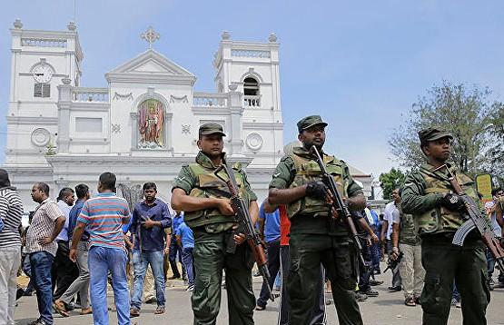 В Шри-Ланке задержали всех подозреваемых в терактах 21 апреля