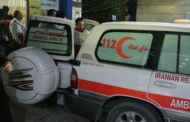 Минимум 217 человек пострадали из-за взрыва баллона с хлором в Иране
