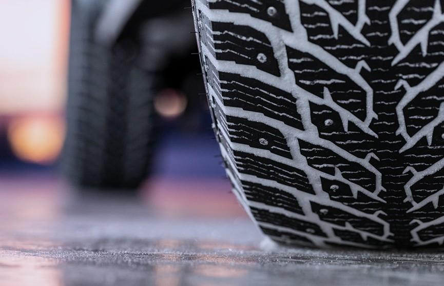 ГАИ рекомендует переобуть автомобили в зимние шины до начала зимы