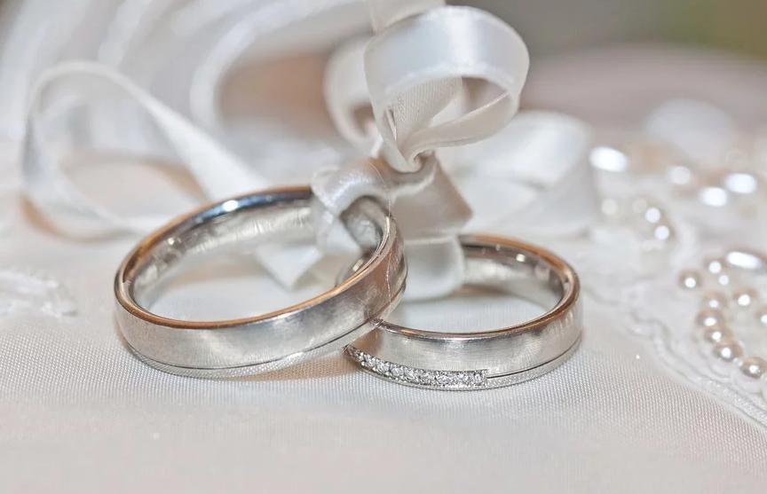 В красивую дату 20.02.2020 поженились 95-летний жених и 77-летняя невеста