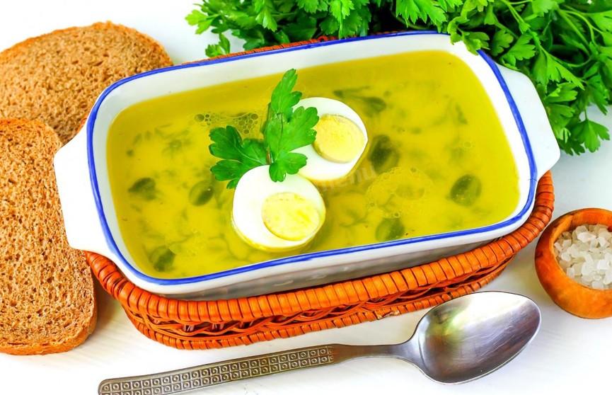 Домашний куриный суп с яйцом: как быстро приготовить