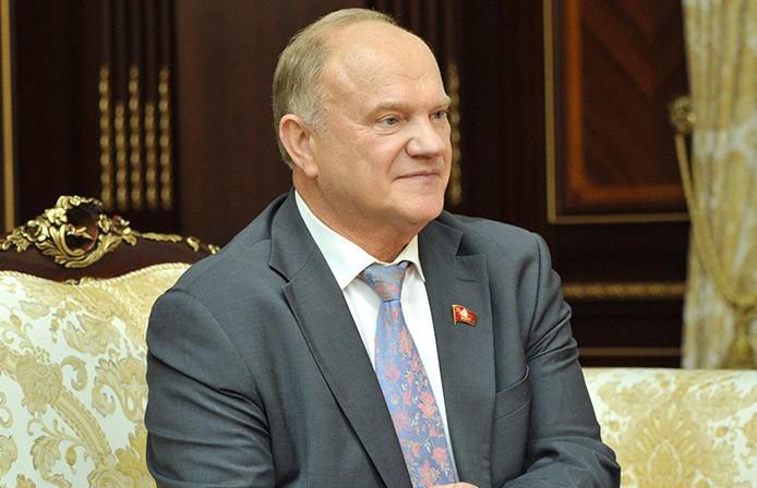«Давайте делать наш мир добрее и справедливее». Геннадий Зюганов направил обращение к белорусам в Совет Республики