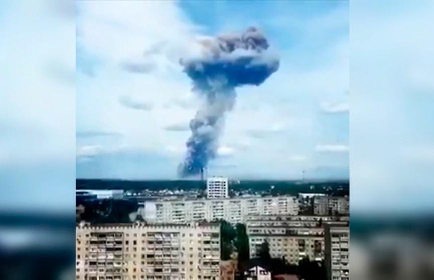 Число пострадавших от взрыва на заводе в Дзержинске выросло до 38 человек