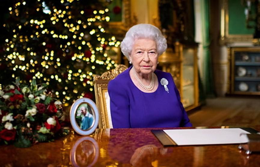 Елизавета II рассказала об источнике вдохновения в 2020 году