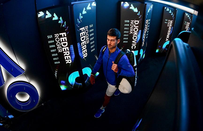 Определились финалисты мужского разряда Australian Open