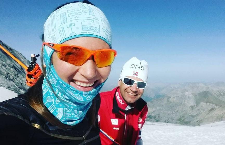 Дарья Домрачева и Уле-Эйнар Бьорндален примут участие в «Рождественской гонке»