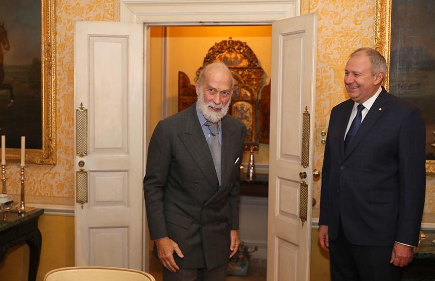 Сергей Румас примет участие в инвестиционном саммите «Восточного партнерства» в Лондоне