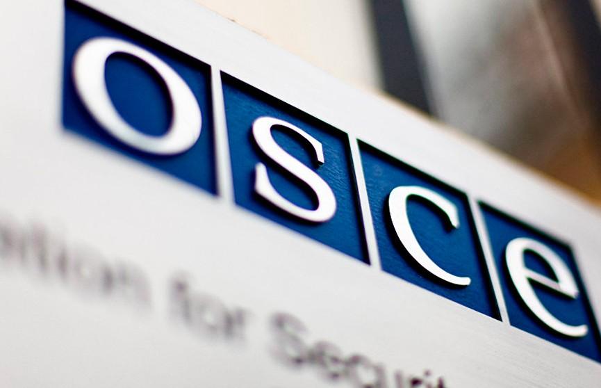 Неточность в отчете миссии наблюдателей от ОБСЕ