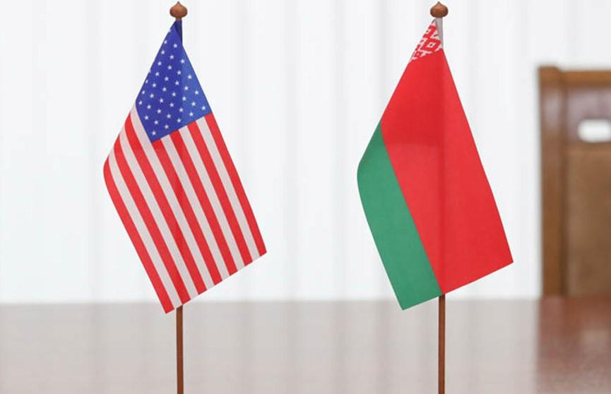 Помпео: США и Беларусь приближаются к отмене санкций