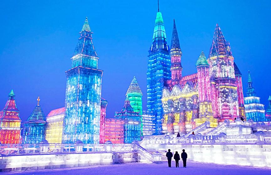 Фестиваль льда и снега (ВИДЕО)