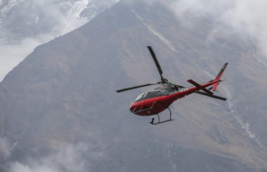 Вертолёт разбился в Непале, есть жертвы