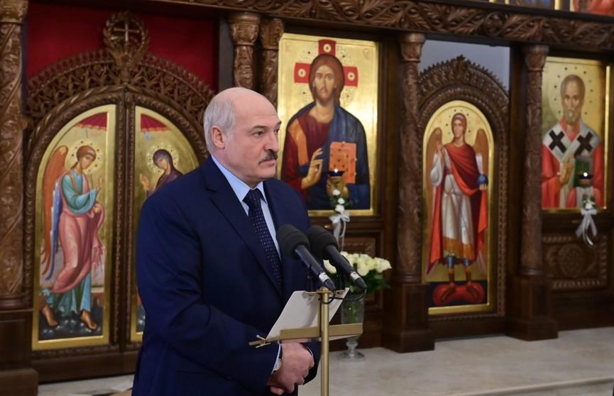 Лукашенко прокомментировал беспорядки в Вашингтоне