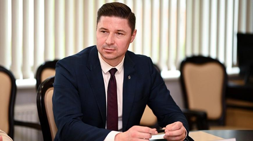 Назначен новый глава Федерации хоккея Беларуси