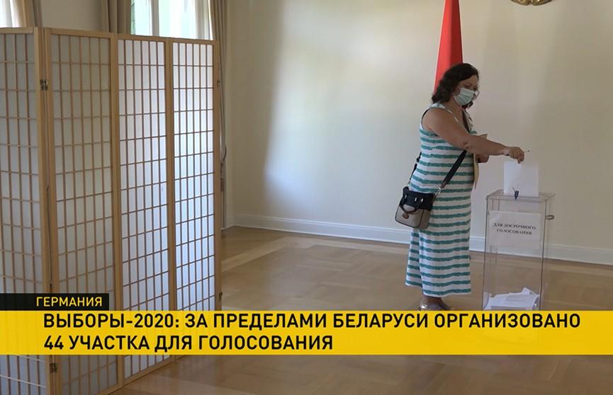 Выборы Президента Беларуси: как белорусы голосуют в европейских странах