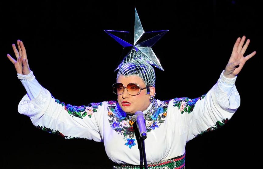 Верка Сердючка перепела припев «Незабудки» Тимы Белорусских. Посмотрите, что получилось (ВИДЕО)