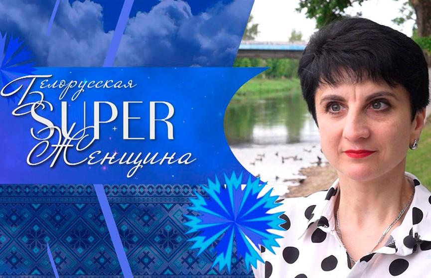 Татьяна Онуфреня, формовщик цеха колбасных изделий мясокомбината: проект «Белорусская Super-женщина»