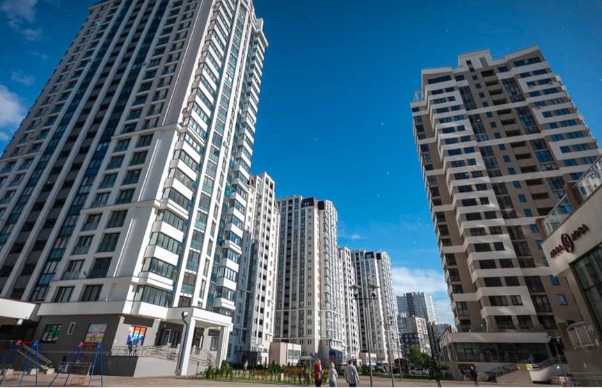 Minsk World предлагает новый стандарт жизни