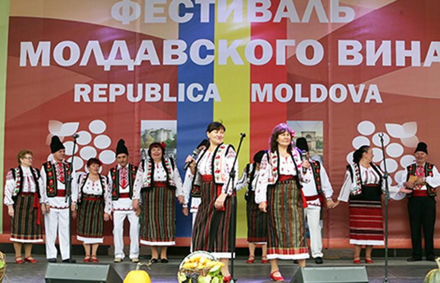 Фестиваль молдавского вина пройдёт в Верхнем городе
