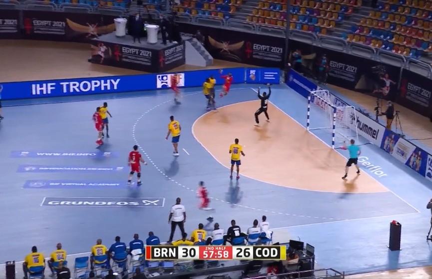 Сборная Беларуси по гандболу сыграет со сборной Швеции