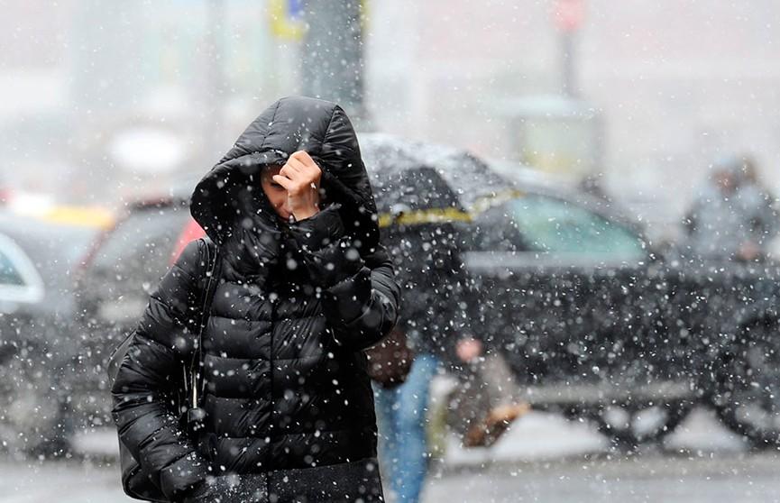 Испытание погодой: Беларусь ждут сильный ветер и мокрый снег