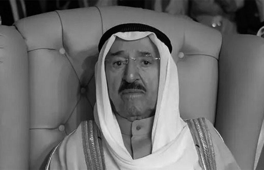 Умер эмир Кувейта шейх ас-Сабах