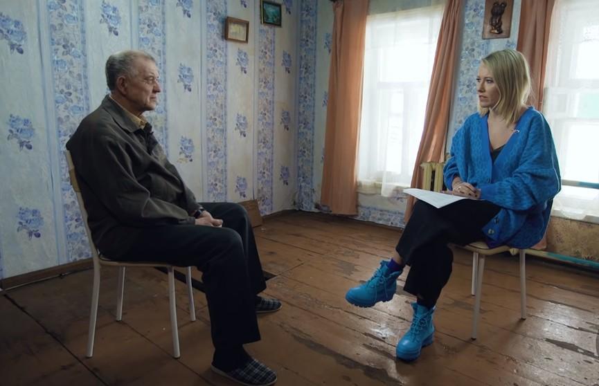 Ксения Собчак оправдалась за интервью со скопинским маньяком