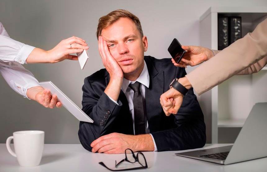 Болезни, которые может вызывать переутомление на работе