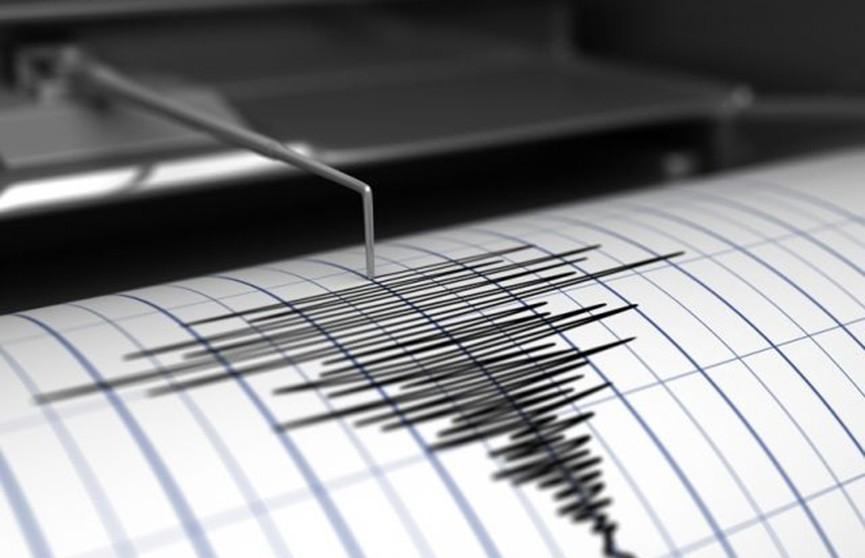Землетрясение произошло в Иране