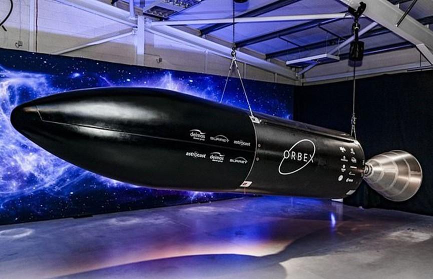 Британцы распечатали космическую ракету на 3D принтере