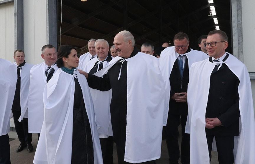 Лукашенко пообещал поддержать бизнес на фоне пандемии коронавируса