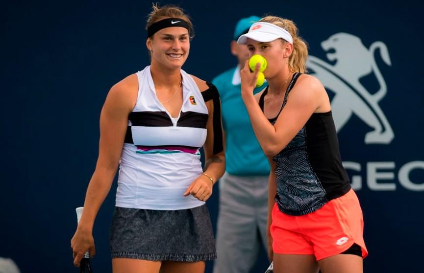 Арина Соболенко сыграет против Виктории Азаренко в 1/2 турнира в Майами