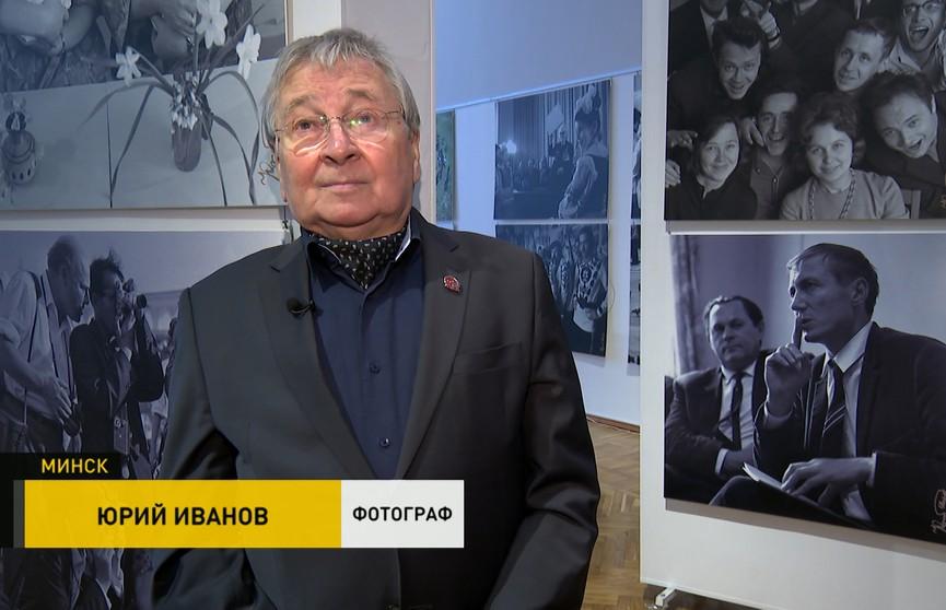 Экспозиция фотографий Юрия Иванова открылась в Национальном историческом музее