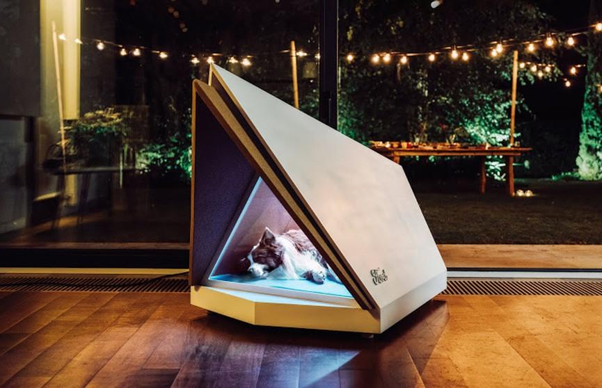 Ford выпустил инновационную будку для собак
