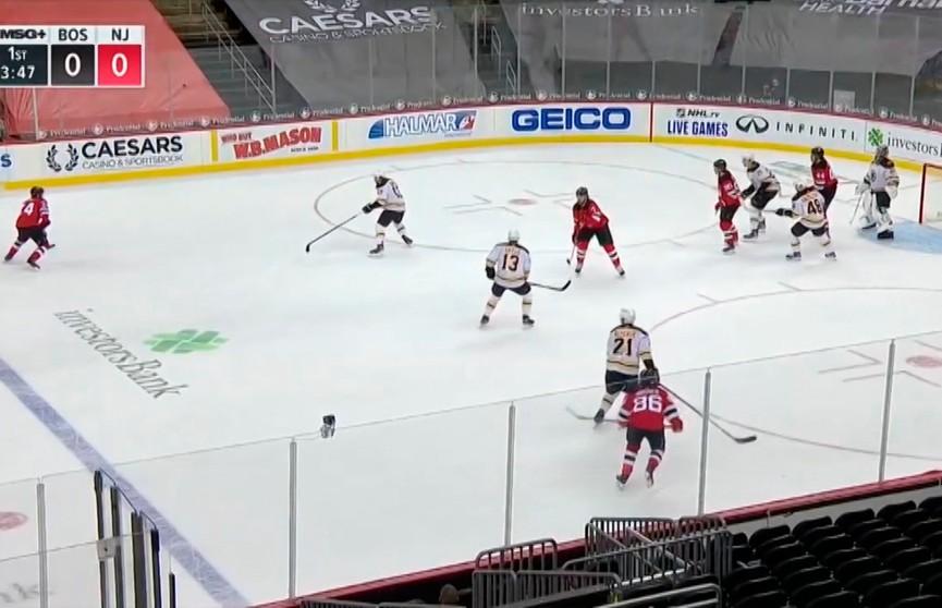 НХЛ: Егор Шарангович в составе «Нью-Джерси» сыграет против «Нью-Йорк Рейнджерс»