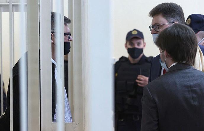 Суд не поддержал ходатайство защиты Бабарико об отводе судьи