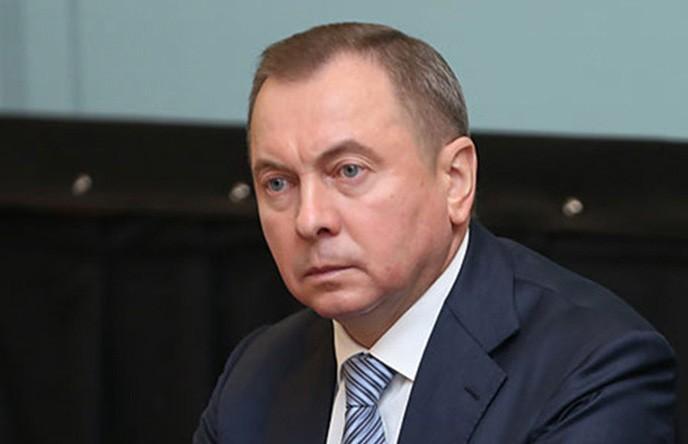 Макей: Беларусь введет санкции против европейских чиновников