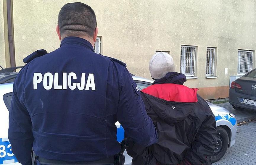 $52000 за четыре месяца: белорусов задержали в Польше за организацию подставных ДТП