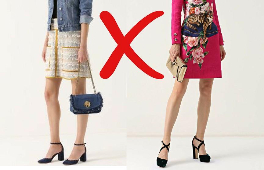 Обувь, которая укорачивает и полнит ноги. Стилист назвала самые «опасные» модели