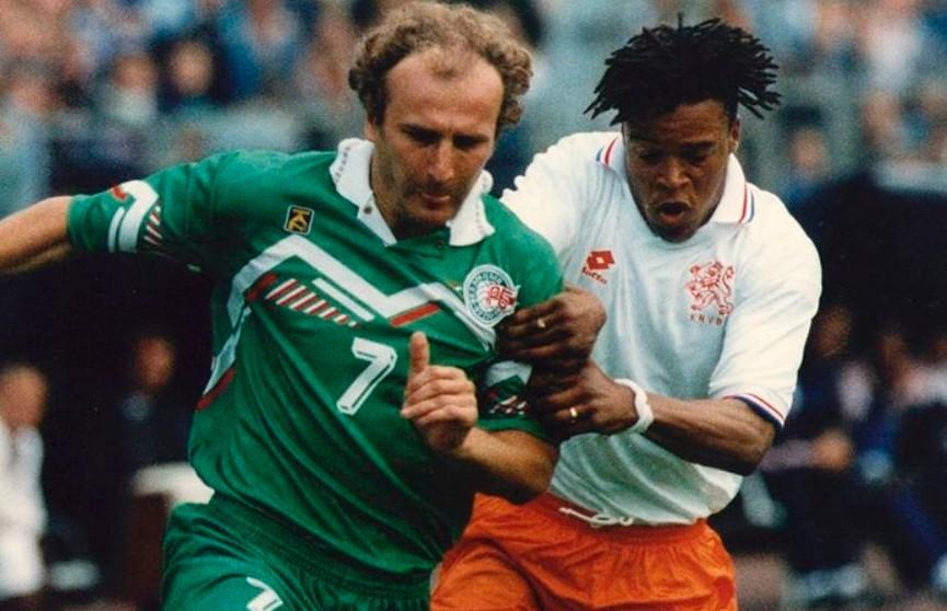 Историческая футбольная победа: 25 лет назад Беларусь обыграла Голландию