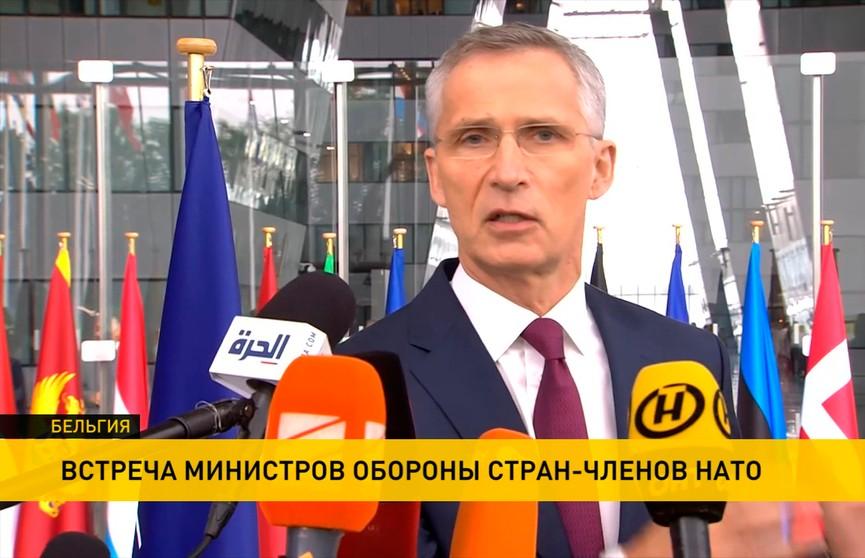 Генсек НАТО: Если Россия не будет соблюдать Договор о РСМД, мы будем реагировать