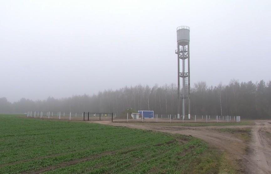 Две новые станции очищения воды заработали в Гомельской области