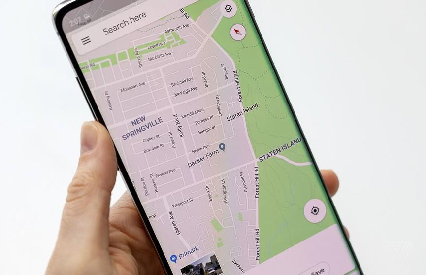 Приложение «Google Карты» станет удобнее для путешественников