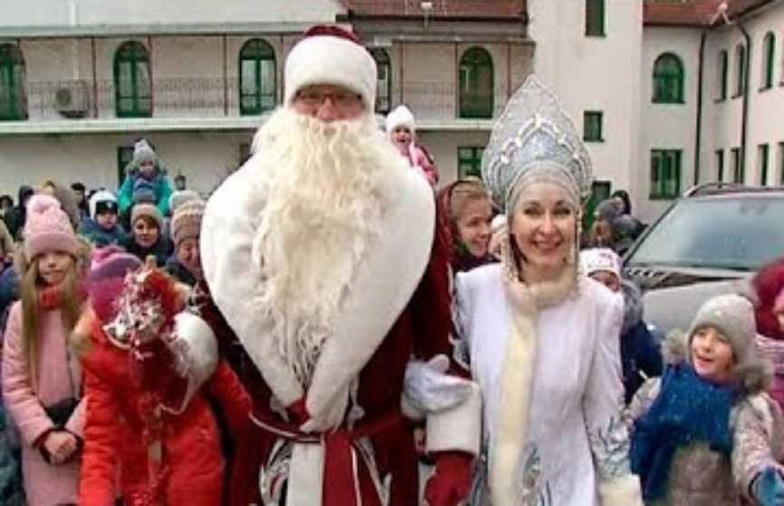 Новый год на старый лад: грандиозный праздник соберёт гостей у Дома милосердия