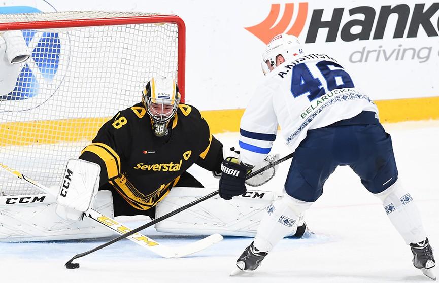 «Динамо» продолжает радовать в КХЛ: одержана вторая подряд победа