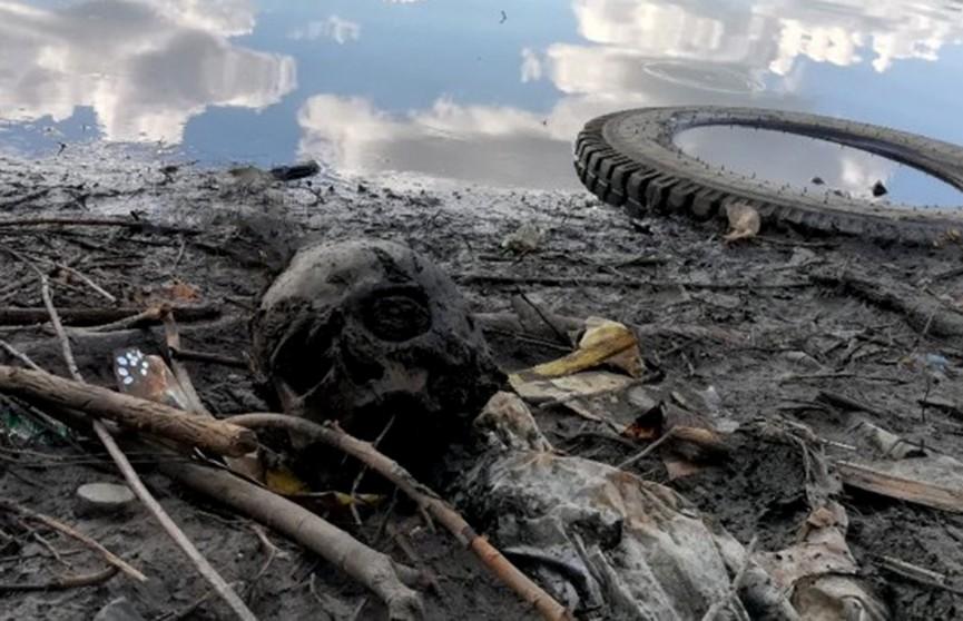 Человеческий череп в озере нашла туристка из России