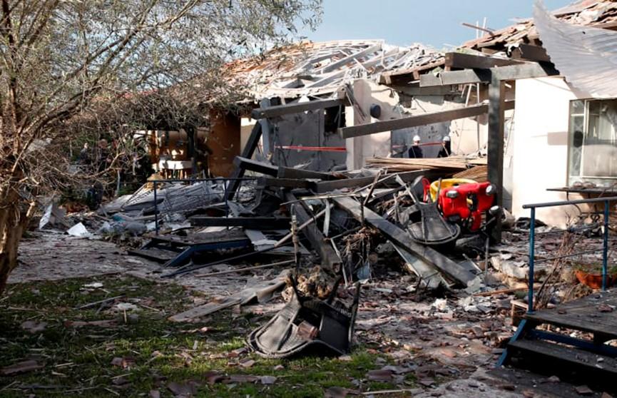 Израиль начал наносить удары по объектам ХАМАС в секторе Газа