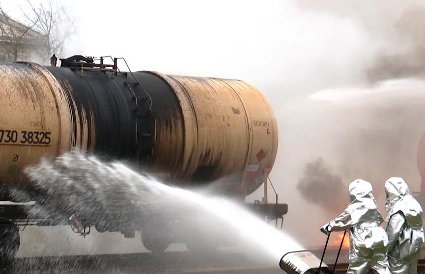 Спасатели проведут масштабное учение на железной дороге в Орше
