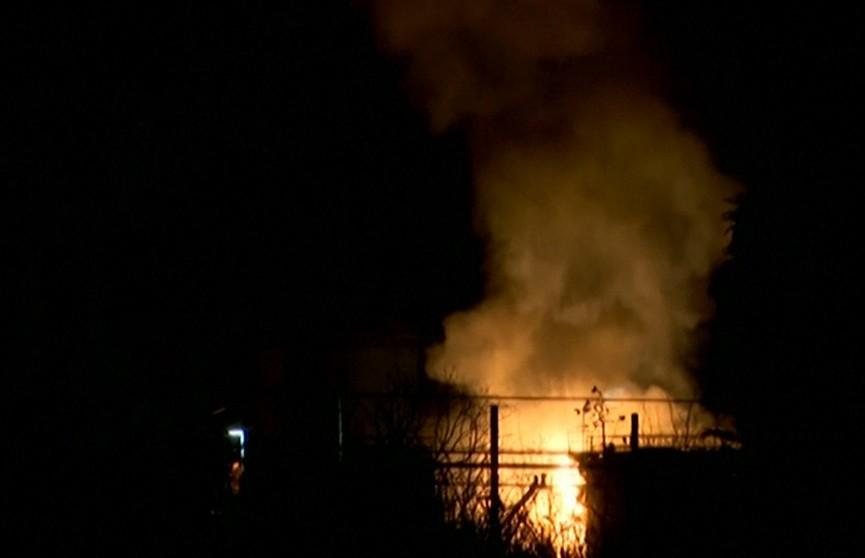 Последняя информация о ЧП в испанском городе Таррагона. Там произошёл взрыв на химзаводе